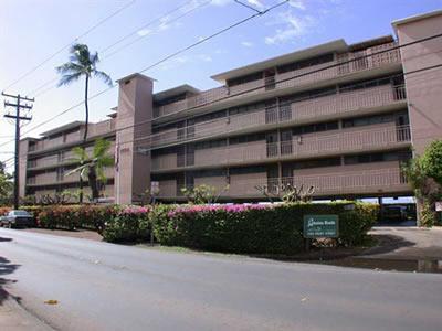 Front of Building - OCEANFRONT 1 BEDROOM CONDO  SPECTACULAR VIEWS! - Lahaina - rentals