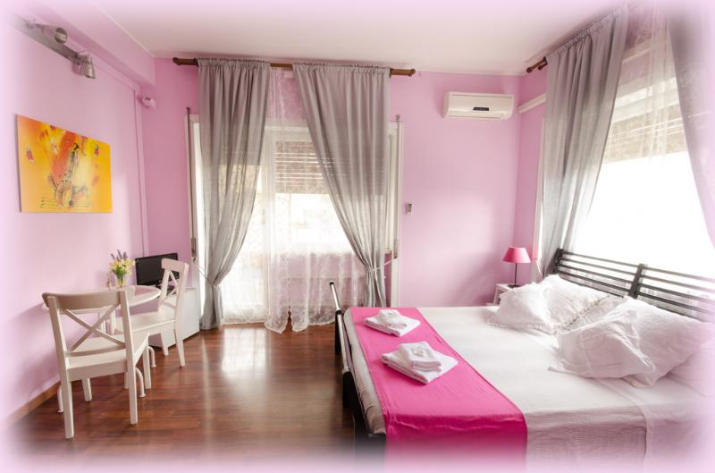 Ciclamino - double or triple - BED A  SAN PIETRO - Rome - rentals