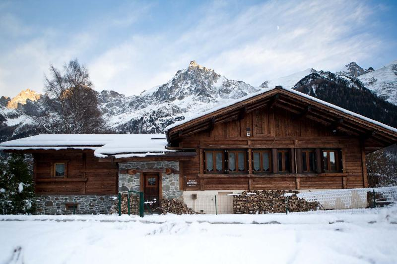 Welcome to Chalet Maverick - Chamonix Chalet Maverick - Chamonix - rentals