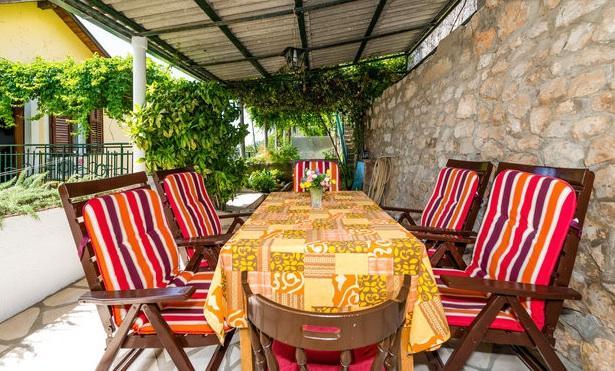 terrace - Apartment Viktorija Dubrovnik - Dubrovnik - rentals