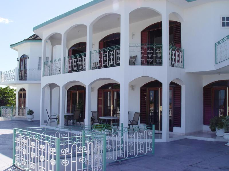 Great Front View - Seaview Chateau - Montego Bay - rentals