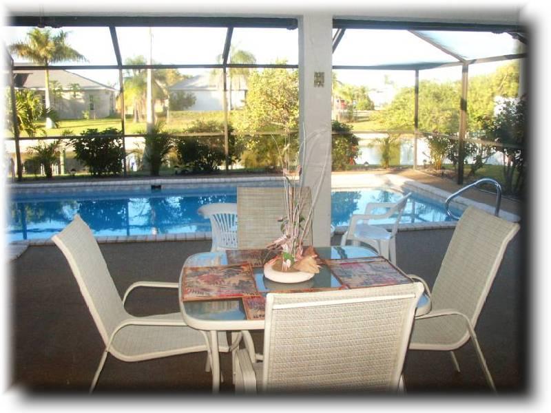 Cape Escape Waterfront Villa w/Pool- Cape Coral FL - Image 1 - Cape Coral - rentals