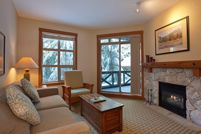 Lost Lake Lodge - 2 Bedroom - Image 1 - Whistler - rentals