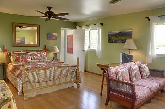 perfect for two - Ellie's Poipu Bamboo Studio - Cozy space for 2 - Poipu - rentals