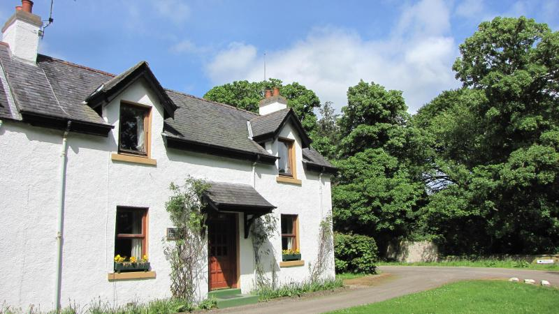 Keeper's Cottage - Keeper's Cottage- a peaceful Highland getaway - Tain - rentals