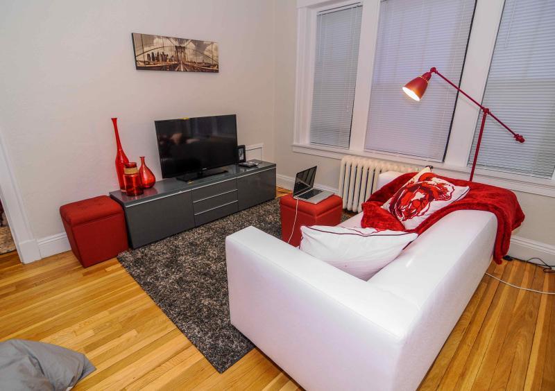 Contemporary Harvard Apartment - Image 1 - Cambridge - rentals