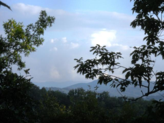 View of Ober Gatlinburg from porch - Great View near Dollywood - Pigeon Forge - rentals
