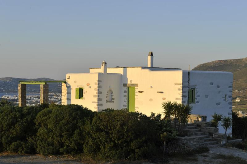 Greek Villa Rental with Pool on Paros near Beach and Village - Villa Parasporos - Image 1 - Paros - rentals