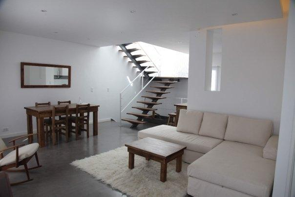 Living/Dining area - Boutique 2BR/Deck/Concierge Services -Palermo Soho - Buenos Aires - rentals