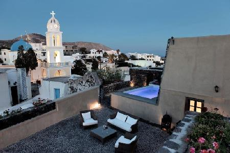 Mansion Kyani - Mansion with two living areas, pool & panoramic views - Image 1 - Megalokhorion - rentals