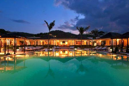 Impressive Infinity at Tryall offers, private chef, infinity pool and ocean view - Image 1 - Montego Bay - rentals