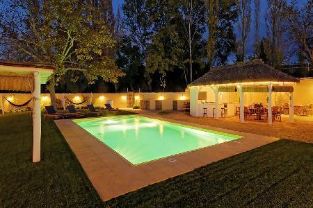 La Huerta El Noque - Spacious villa in an Andalusian valley on 7 acres with private courtyard & pool - Image 1 - Ronda - rentals