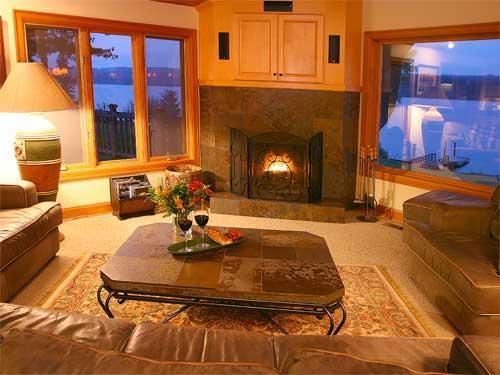 Harbor Lodge Executive Waterfront Estate - Image 1 - Freeland - rentals