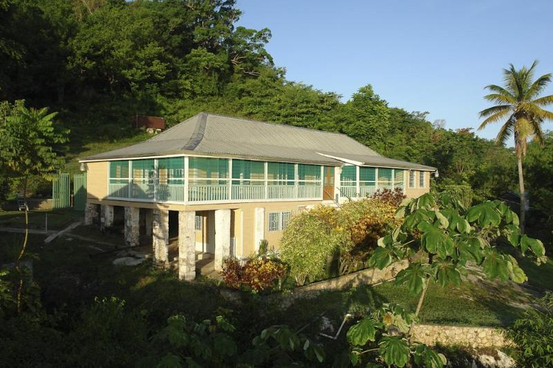 Retreat Plantation House - Retreat Plantation House, near Negril, Jamaica - Negril - rentals