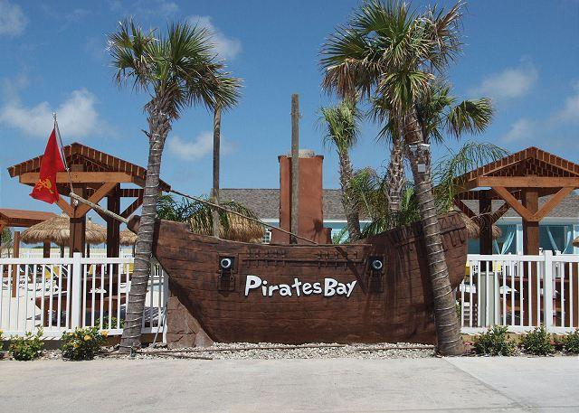 This is a fantastic brand new 2 bedroom 2 bath condo is tropical Pirates Bay! - Image 1 - Port Aransas - rentals