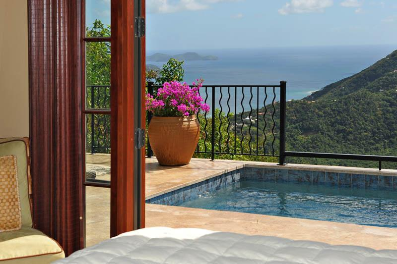 Don't you wish you were here? - Apito - Apito - Upscale 2BR/2BA - Full A/C w/ Private Pool - Saint John - rentals