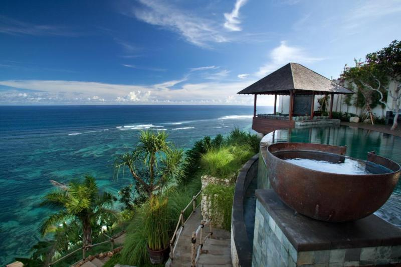 Bidadari Cliffside Estate - Beachfront Bidadari Cliffside Estate Nusa Dua Bali - Nusa Dua - rentals