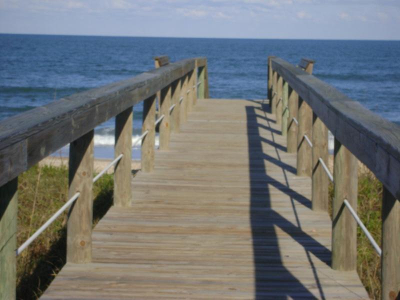 Dune walkover beach access - Oceanfront St Augustine Vilano Beach Florida Inlet - Saint Augustine - rentals