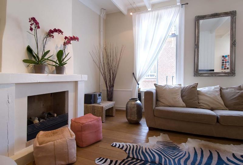 Fire place - De Vijfhoek Haarlem City Suite - Haarlem - rentals