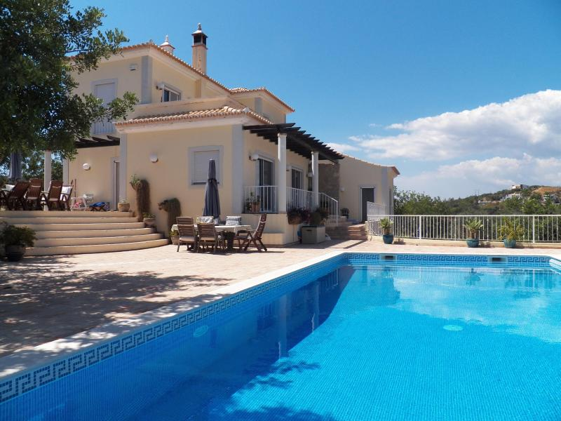 Fully air-conditioned villa with large pool - Quinta Fonte do Cascalho - Unwind in Elegance. - Sao Bras de Alportel - rentals