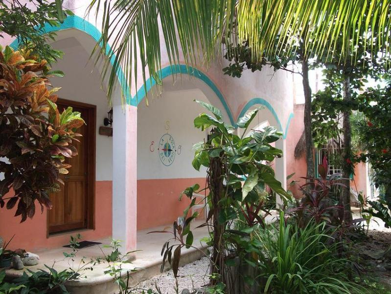 Casa Scirocco in Tulum, with garden and patio - Image 1 - Tulum - rentals