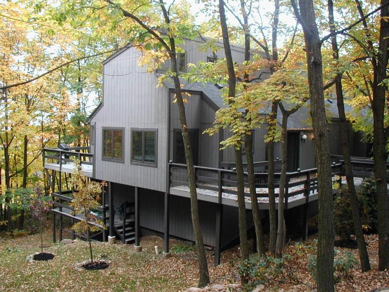 Unit 88 - Camelback Mountain Slopeside Home - Tannersville - rentals