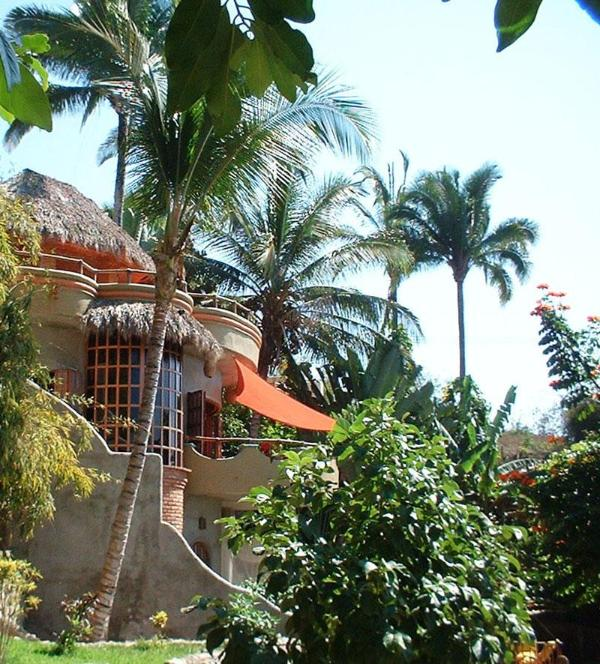CASA FRONT VIEW - Casa Ovalada - Sayulita - rentals