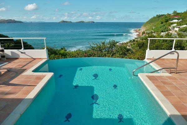 Located in the Carenage area offering a nice ocean breeze & amazing sunsets WV PAF - Image 1 - Pointe Milou - rentals