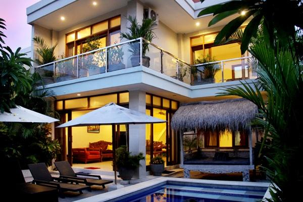 Villa Nova, beautiful oasis in central Legian. - Image 1 - Legian - rentals