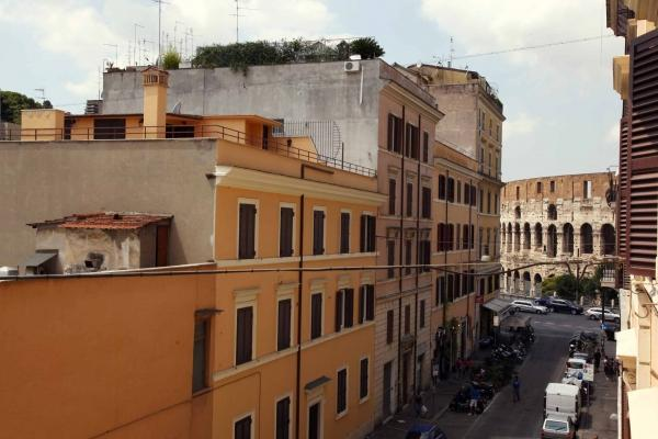 CR184h - Camelia al Colosseo - Image 1 - Rome - rentals