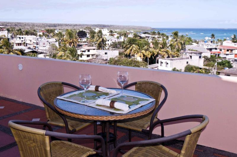 Private Penthouse Terrace - Ocean view Penthouse - Puerto Ayora - rentals