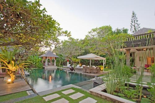 Garden/Pool - Villa Arwana - Seminyak - rentals