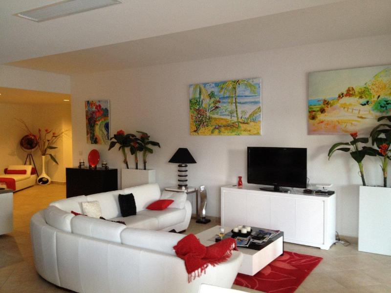 Stunning Marina Views 5* Savana @ Porto Cupecoy - Image 1 - Saint Martin-Sint Maarten - rentals