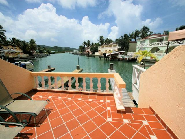 Villa 419E, Waterfront villa - Image 1 - Jolly Harbour - rentals