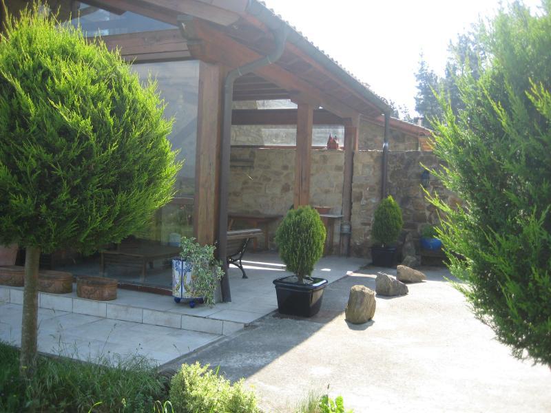 Stone rural house - Image 1 - Elorrio - rentals