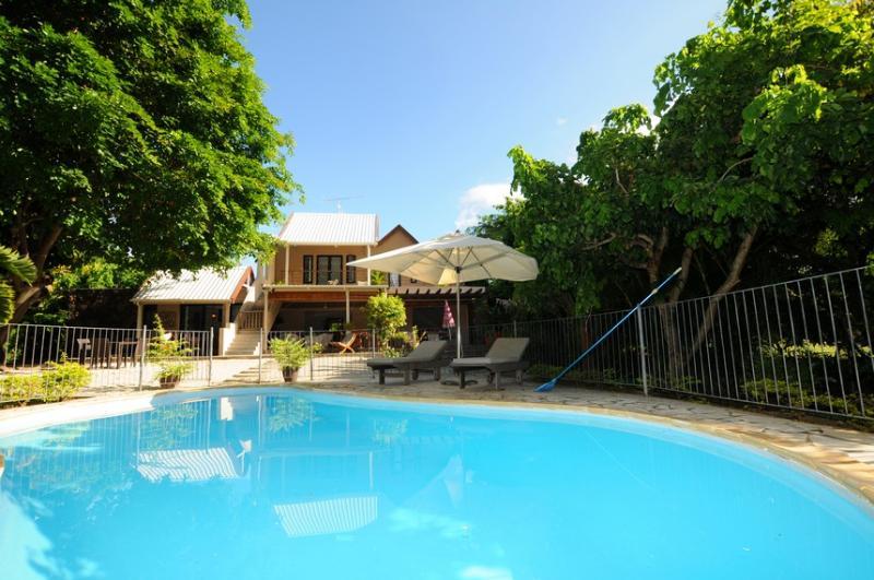 Villa Chez Nous - Image 1 - Riviere Noire - rentals