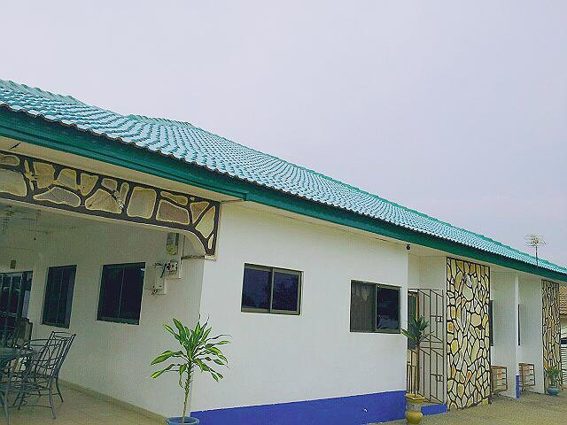 Front View - Classy 4 bedroom Villa With Pool In Accra, Ghana - Accra - rentals