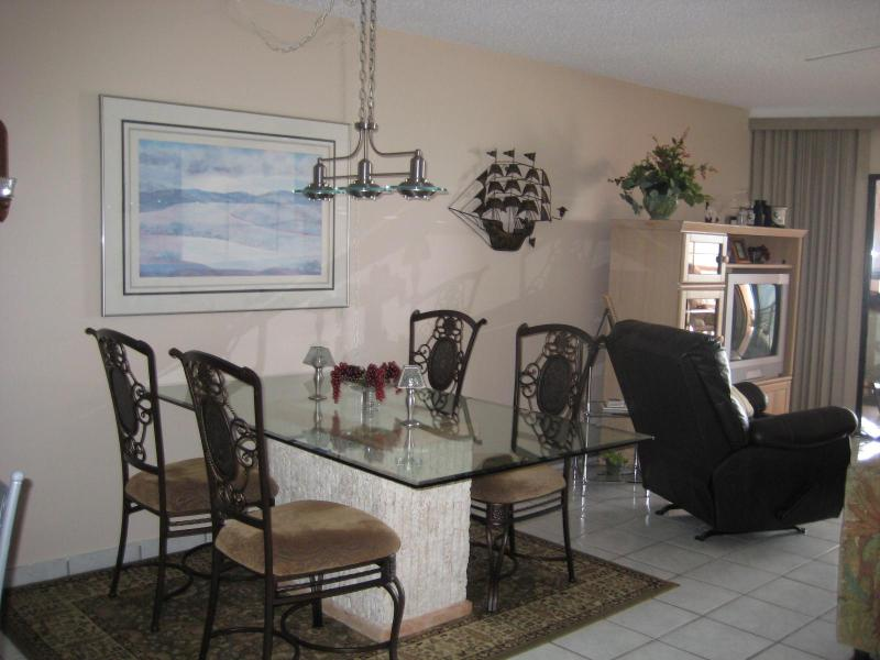 Luxurious beach front condo - Image 1 - Indian Shores - rentals