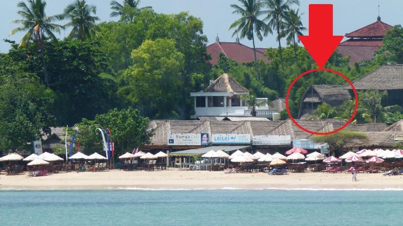 Jimbaran Beach Lodge - Jimbaran Beach Lodge, SEA VIEWS - BEACH 50m - Jimbaran - rentals
