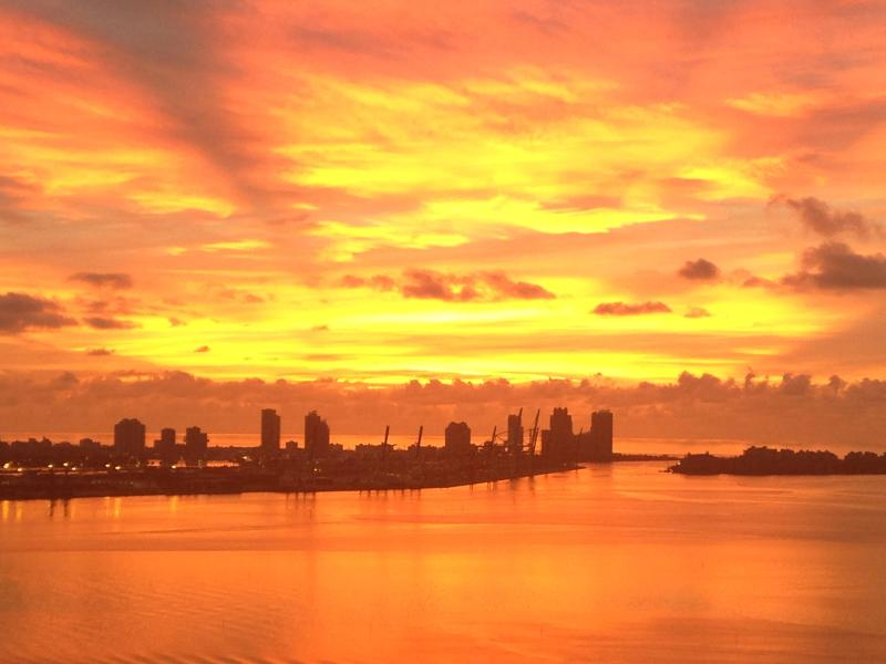 Enjoy the view. - Miami Sky Villa - True oceanfront luxury - Coconut Grove - rentals