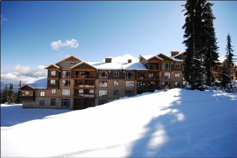 The Aspen - The Christiansens Big White Retreat - British Columbia - rentals