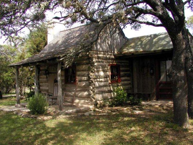High Meadow Cabin - Image 1 - Fredericksburg - rentals
