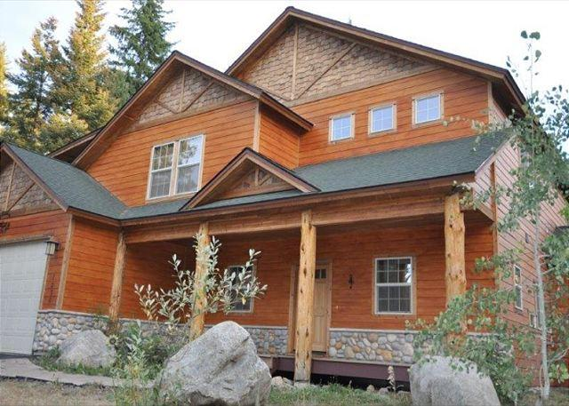 Plenty of room for everyone in this large mountain style home. - Image 1 - McCall - rentals