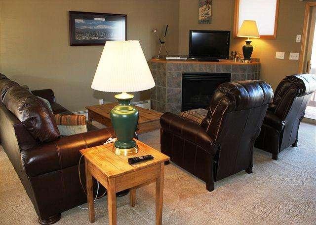 MR48 Pleasing Townhouse w/Fireplace, Garage, Private Laundry, WIfi - Image 1 - Silverthorne - rentals