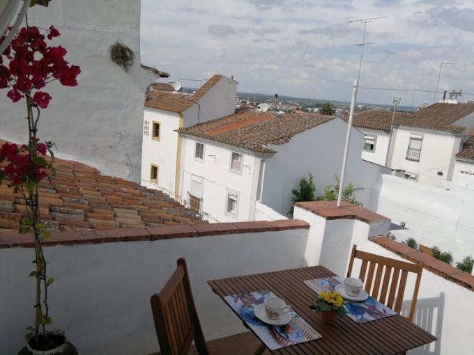 Terrace - Évora Historical Centre-Madalena's House - Évora - rentals