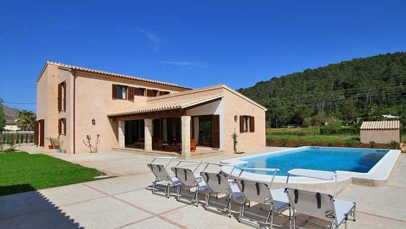 Fantastic Villa Puerto Pollensa walking distance - Image 1 - Palma de Mallorca - rentals