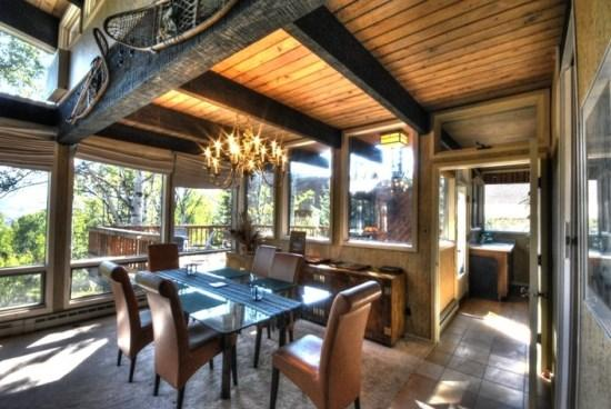 Dining Room - Coppertop Chalet - Steamboat Springs - rentals