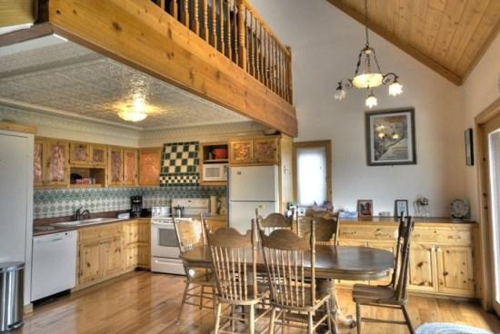 Kitchen - Yampa View 303 - Steamboat Springs - rentals