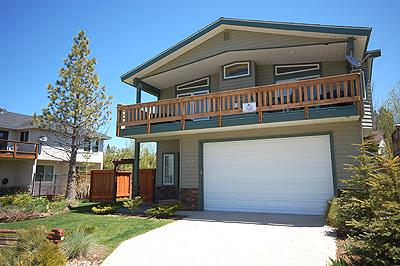 Exterior - 771 Lassen Drive - South Lake Tahoe - rentals