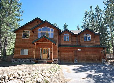 Exterior - 2100 Shawnee - South Lake Tahoe - rentals